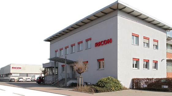 RICOH Document Center, Brackenheim